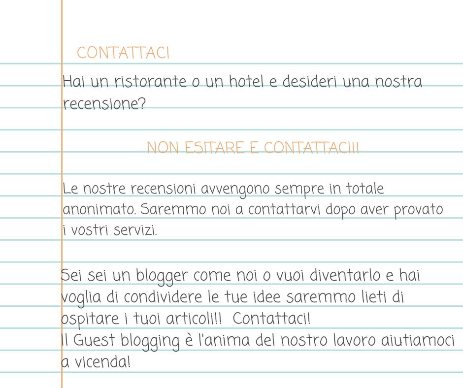 Contattaci Blog Porta Consiglio