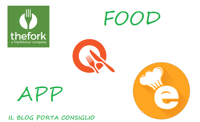 FoodApp risparmiare Mangiando fuori casa