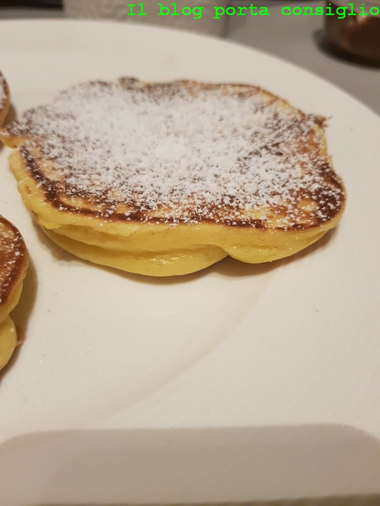 Pancake ripieni alla Nutella