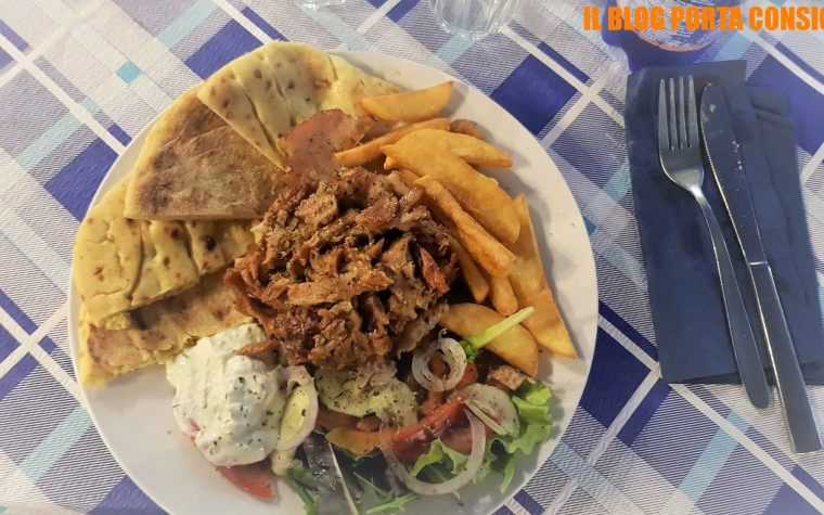 Ghyreria Filoxenia – Un assaggio di grecia